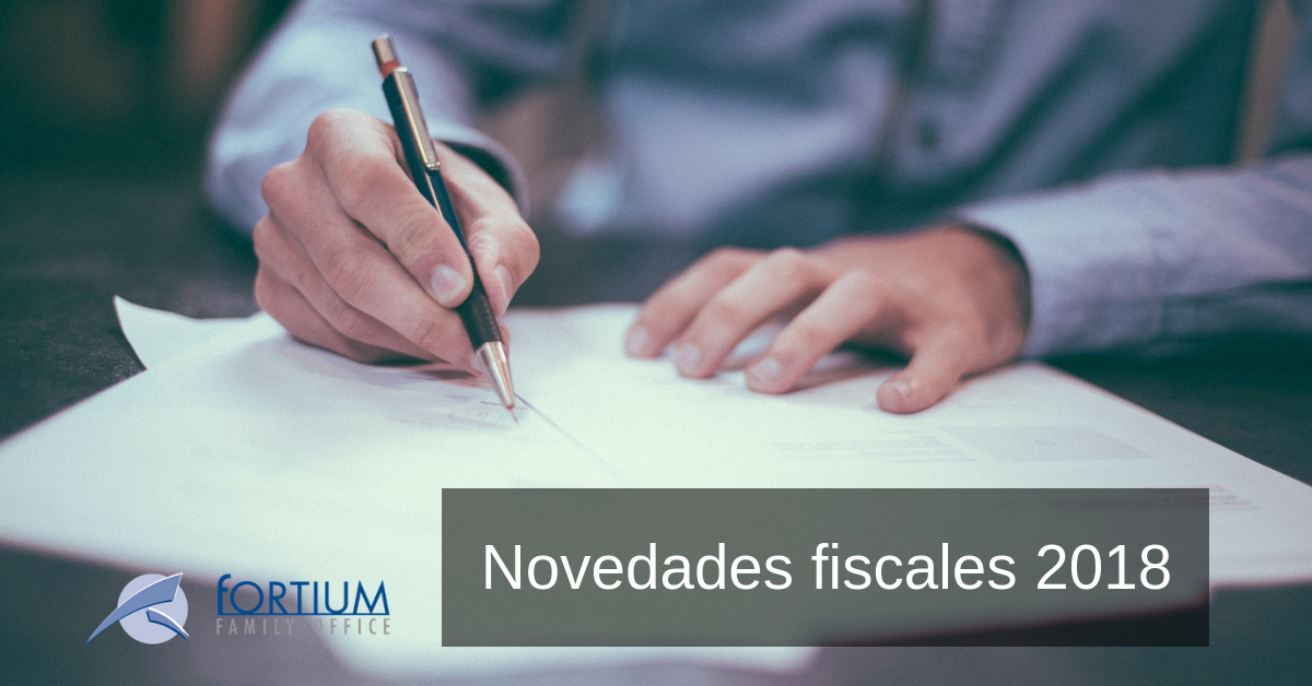 Novedades-Fiscales-Fortium-2018